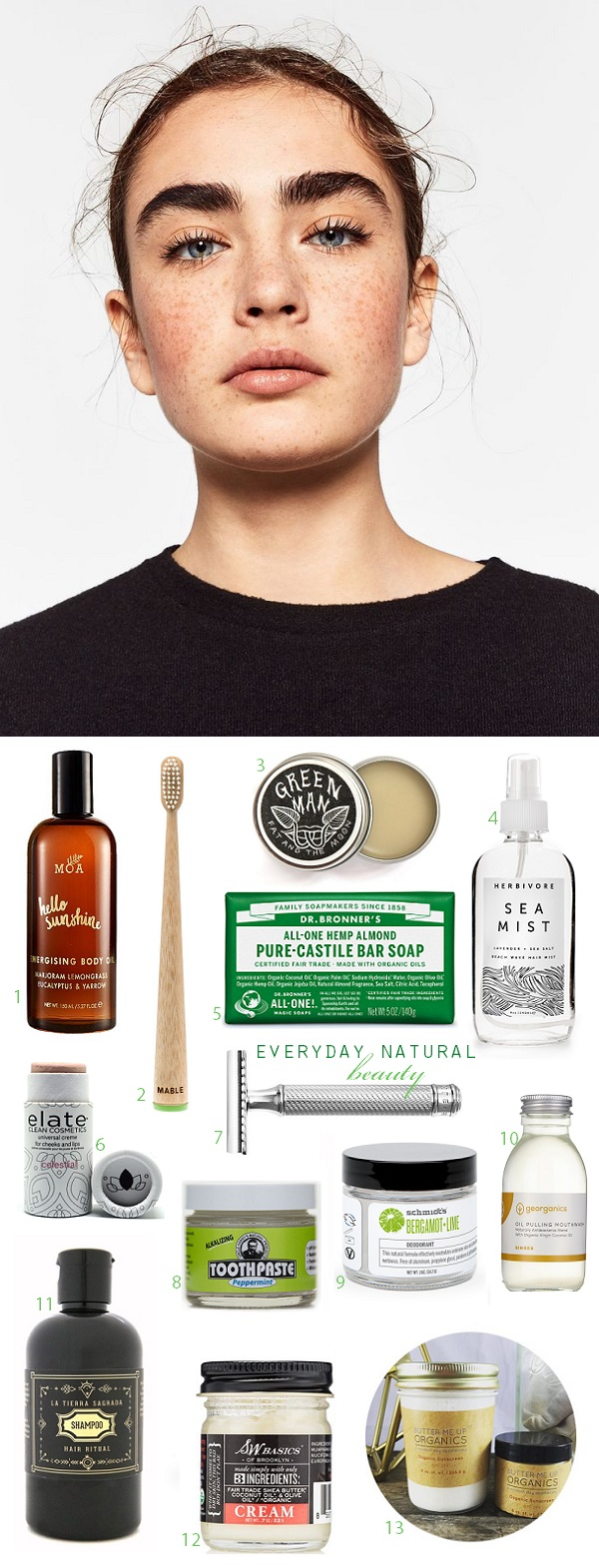 ExPress-o: Sustainable Natural Everyday Beauty