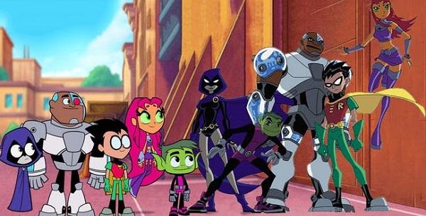 Original Teen Titans Cartoon