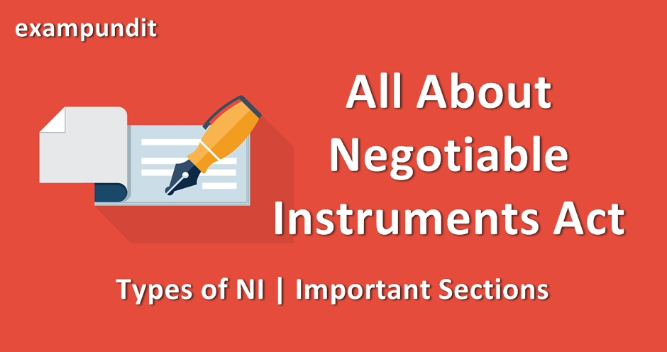 negotiable instruments sections Section 138 of negotiable instruments act deal with the dishonour of cheques etc and order 37 of civil procedure code deals with summary suits in relation to recovery section 138 of negotiable instruments act deal with the dishonour of cheques etc and order 37 of civil procedure code deals with summary suits in relation to recovery.