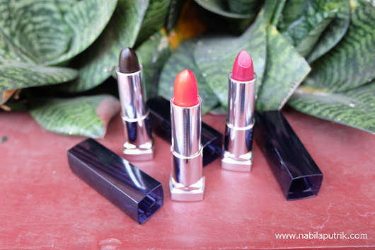 MAYBELLINE THE LOADED BOLDS LIPSTICK BY COLOR SENSATIONAL - SWATCH & REVIEW