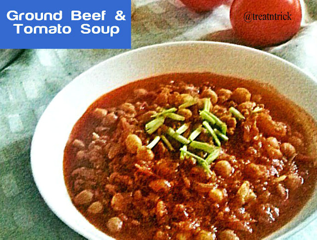 Ground Beef  Tomato Soup Recipe @ treatntrick.blogspot.com