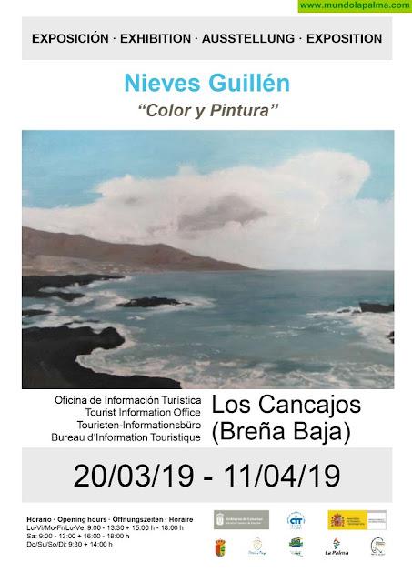 """OFICINA DE TURISMO LOS CANCAJOS: """"Color y Pintura"""""""