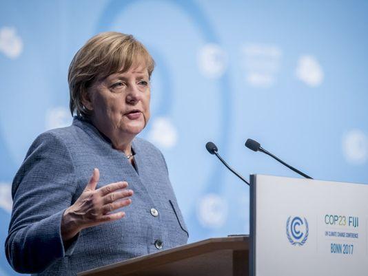 Angela Merkel set for 4th term after Social Democrats OK coalition
