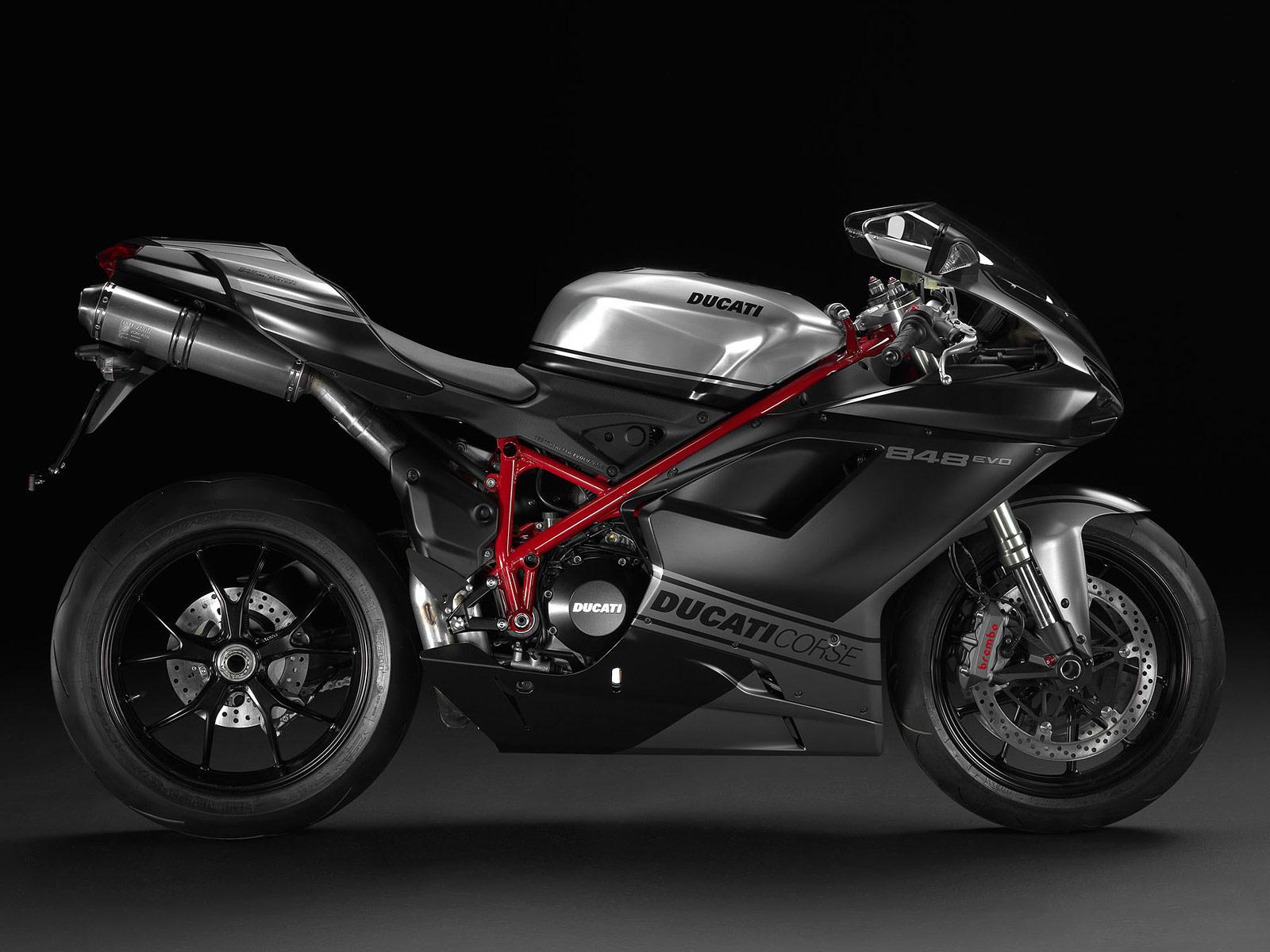 Superbike 848 EVO Corse SE 2013 Ducati Photos