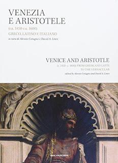 Venezia E Aristotele di A. Cotugno PDF