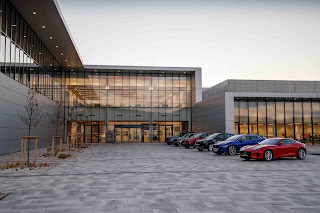 JAGUAR LAND ROVER OPENS MANUFACTURING PLANT IN SLOVAKIA news in hindi