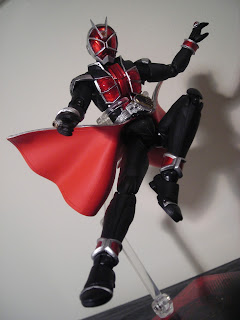 SH Figuarts Kamen Rider Wizard Flame Style 11