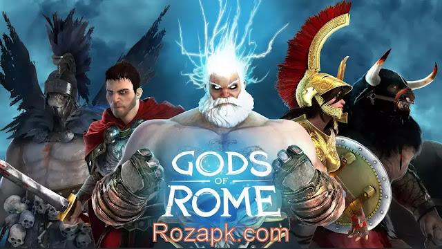 Gods of Rome Mod Apk v1.0.0n Latest Version For Android