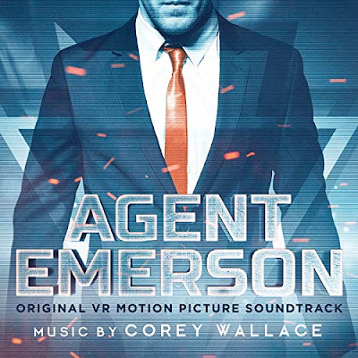 Agent Emerson Soundtrack Corey Wallace