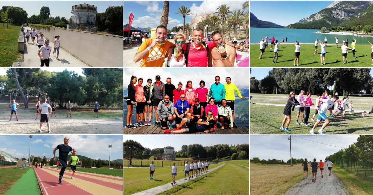 stage e vacanze di corsa