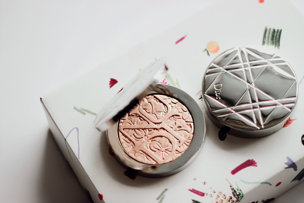 dior glowing gardens spring 2016 collection illuminating powder
