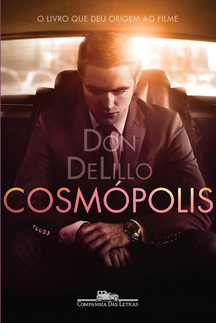 """News: Nova capa do livro """"Cosmopolis"""", de Don DeLillo. 5"""