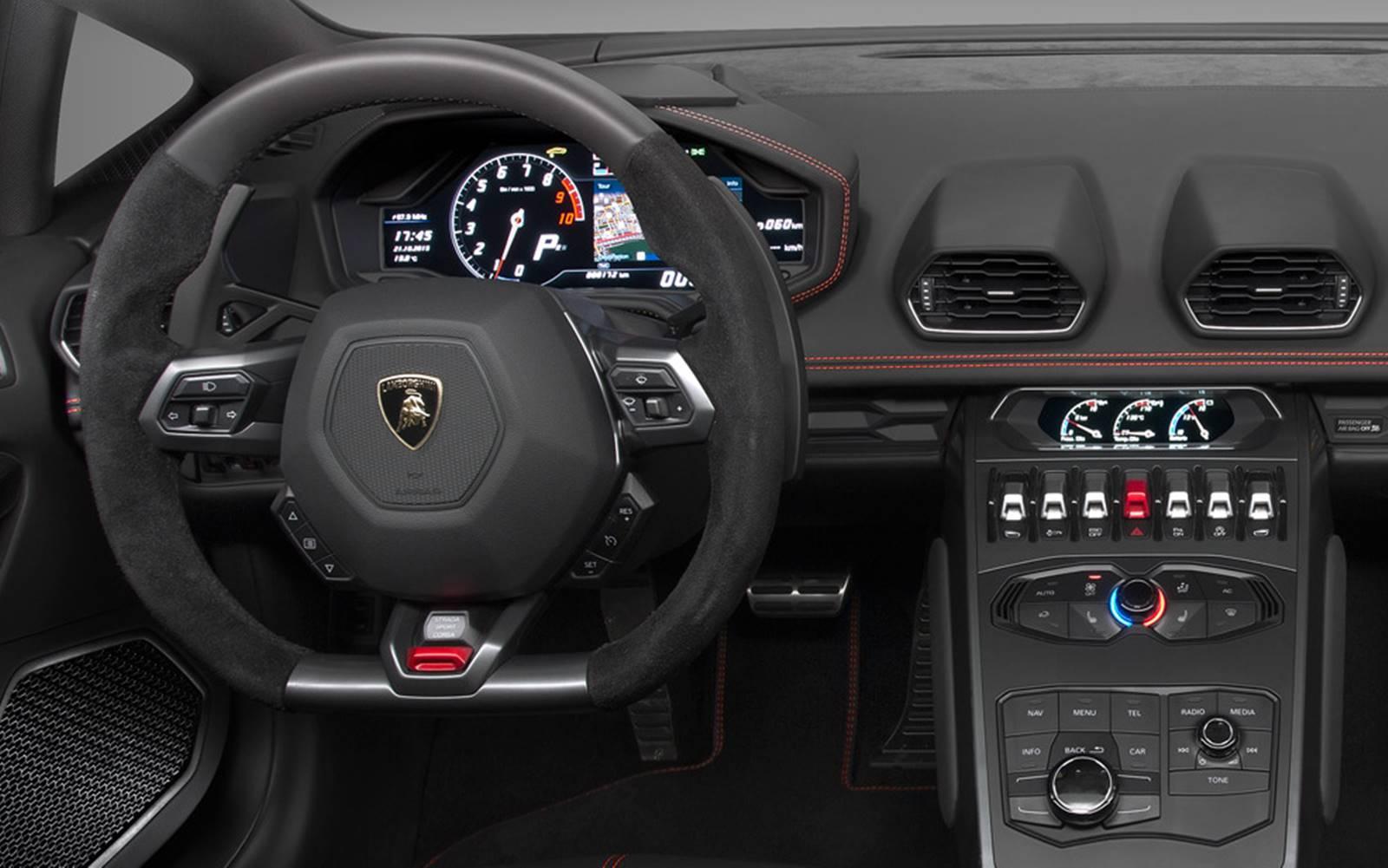 Lamborghini Hurac N Lp 580 2 Chega Ao Brasil Este Ano