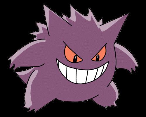 Pokémon Tipo Fantasma em Pokémon GO