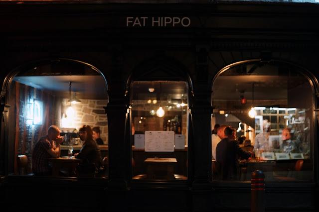 Hello Freckles Fat Hippo Durham Opening Night Restaurant Saddler Street