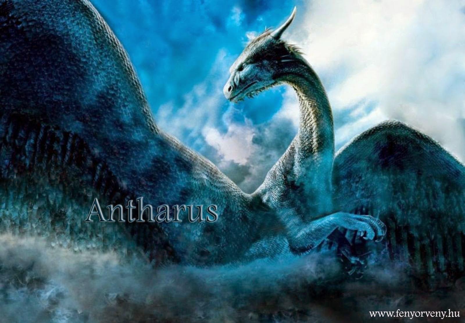 Antharus, a Kék Sárkány beszél
