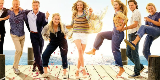 Mamma Mia Here We Go Again 2018 Review