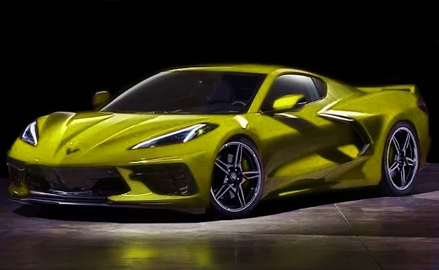 C8-Corvette-yellow