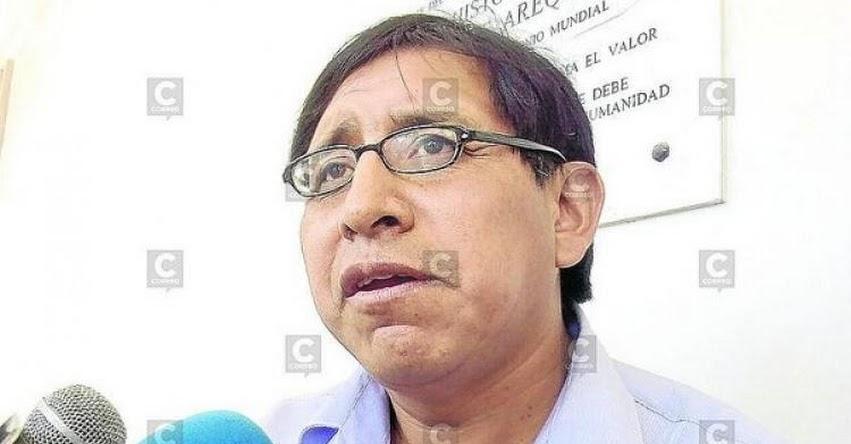 Directores de colegios de Arequipa respaldan a profesores en paro