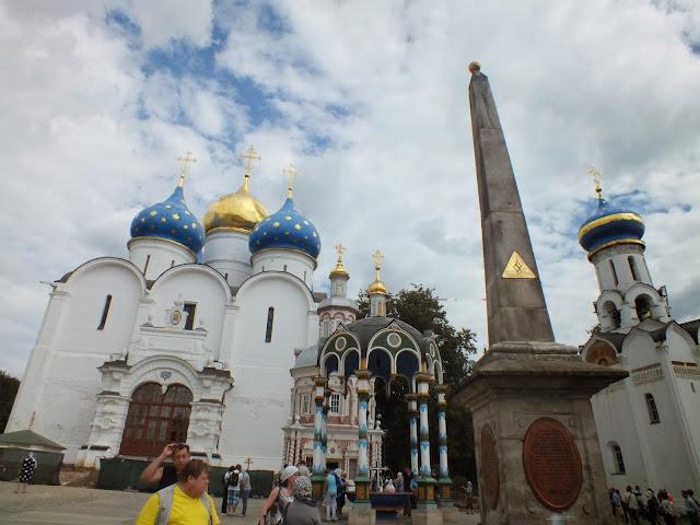 Monasterio de Sergiev Posad