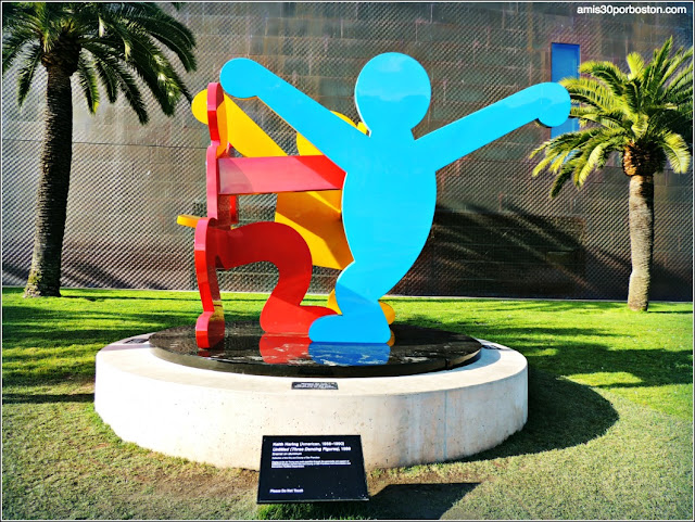 Golden Gate Park: Keith Haring