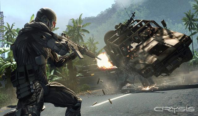 Crysis Game PC Ringan