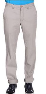 pantalones beige galvanni