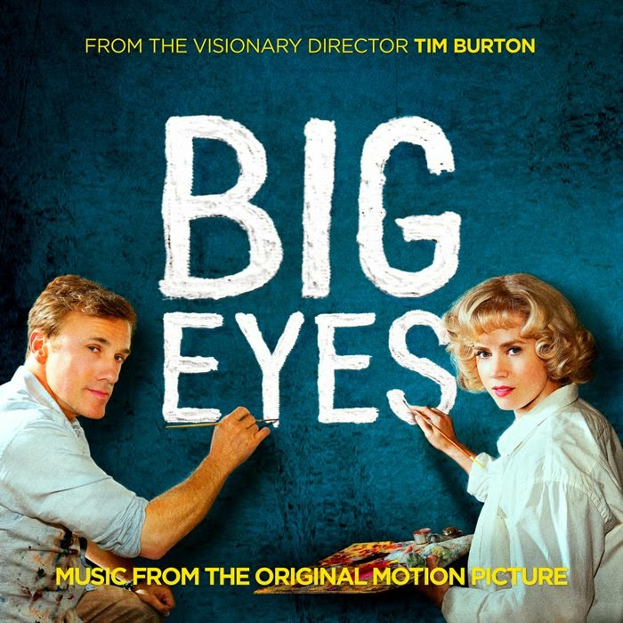 big eyes soundtracks