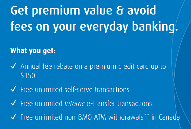Deals Pro: [BMO] Free Unlimited Bank Account for New Customers