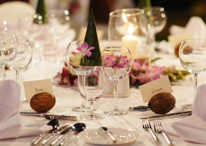 Staffordshire Catering - The Wedding Menu Guide