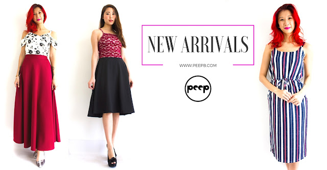 Stunning new arrivals you need now!