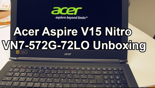 Harga Laptop Gaming Acer Aspire V15 Nitro (VN7-572G) Tahun 2017 Lengkap Dengan Spesifikasi, VGA NVIDIA GeForce GTX 950M With 4GB of Dedicated DDR3 VRAM