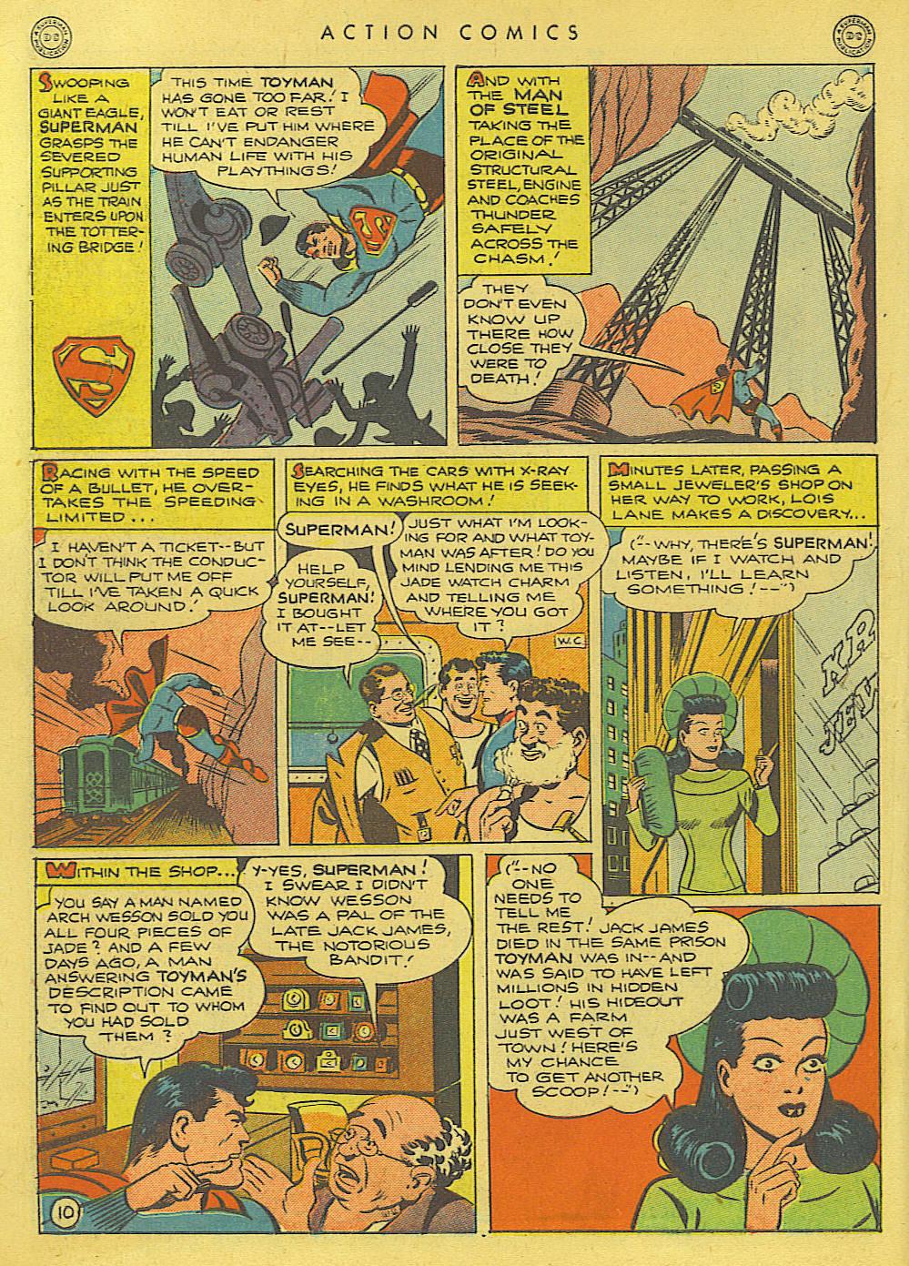 Action Comics (1938) 85 Page 11