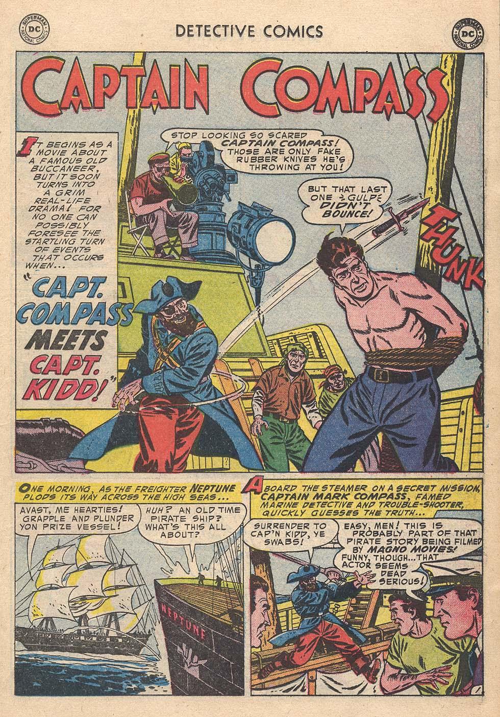 Read online Detective Comics (1937) comic -  Issue #210 - 25