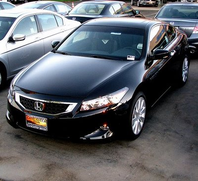 Honda Accord 2010 Coupe Black Cars Wallpapers And