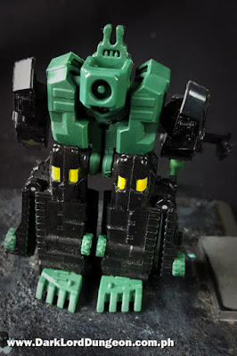 Transformers Mini-Con Assault Team HeavyTread