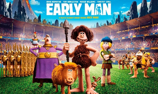film februari 2018 early man