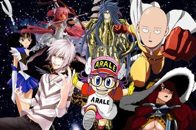 Karakter Anime yang dapat menghancurkan Bumi