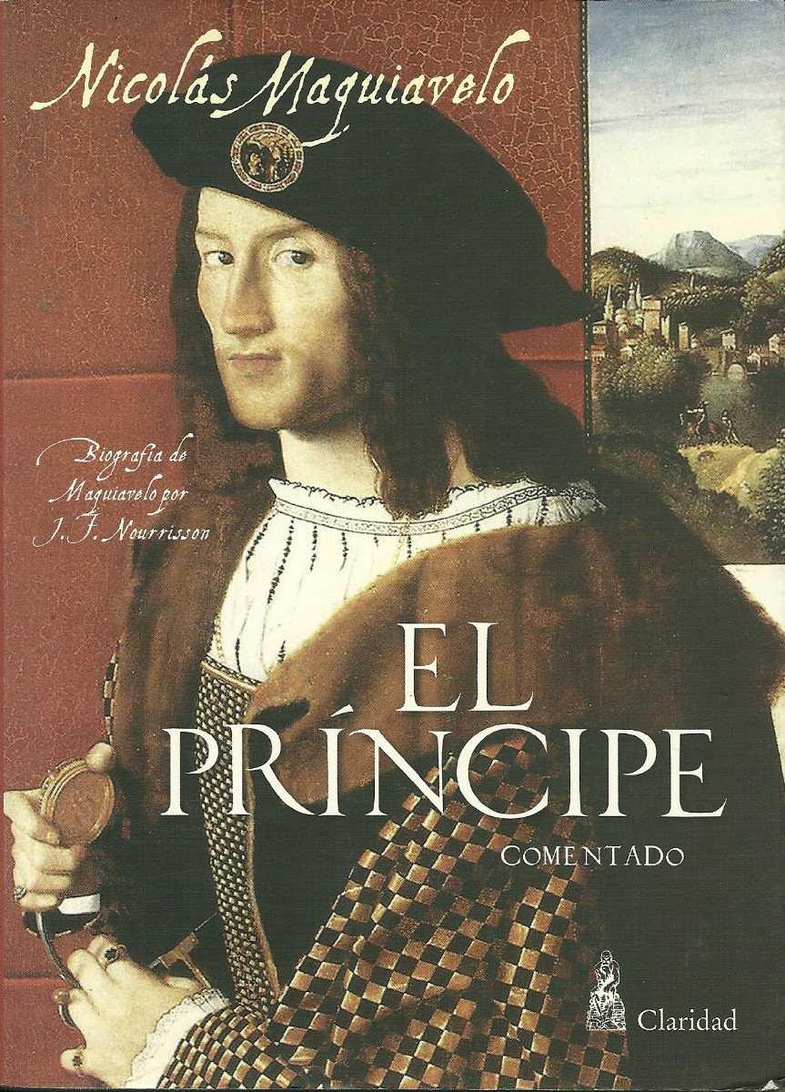 el principe de maquiavelo libro completo pdf