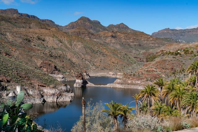 Die Top 30 Fotospots auf Gran Canaria  Strand, Natur und Sehenswürdigkeiten Gran-Canaria  Die besten Spots Gran Canaria - Presa de Tirajana