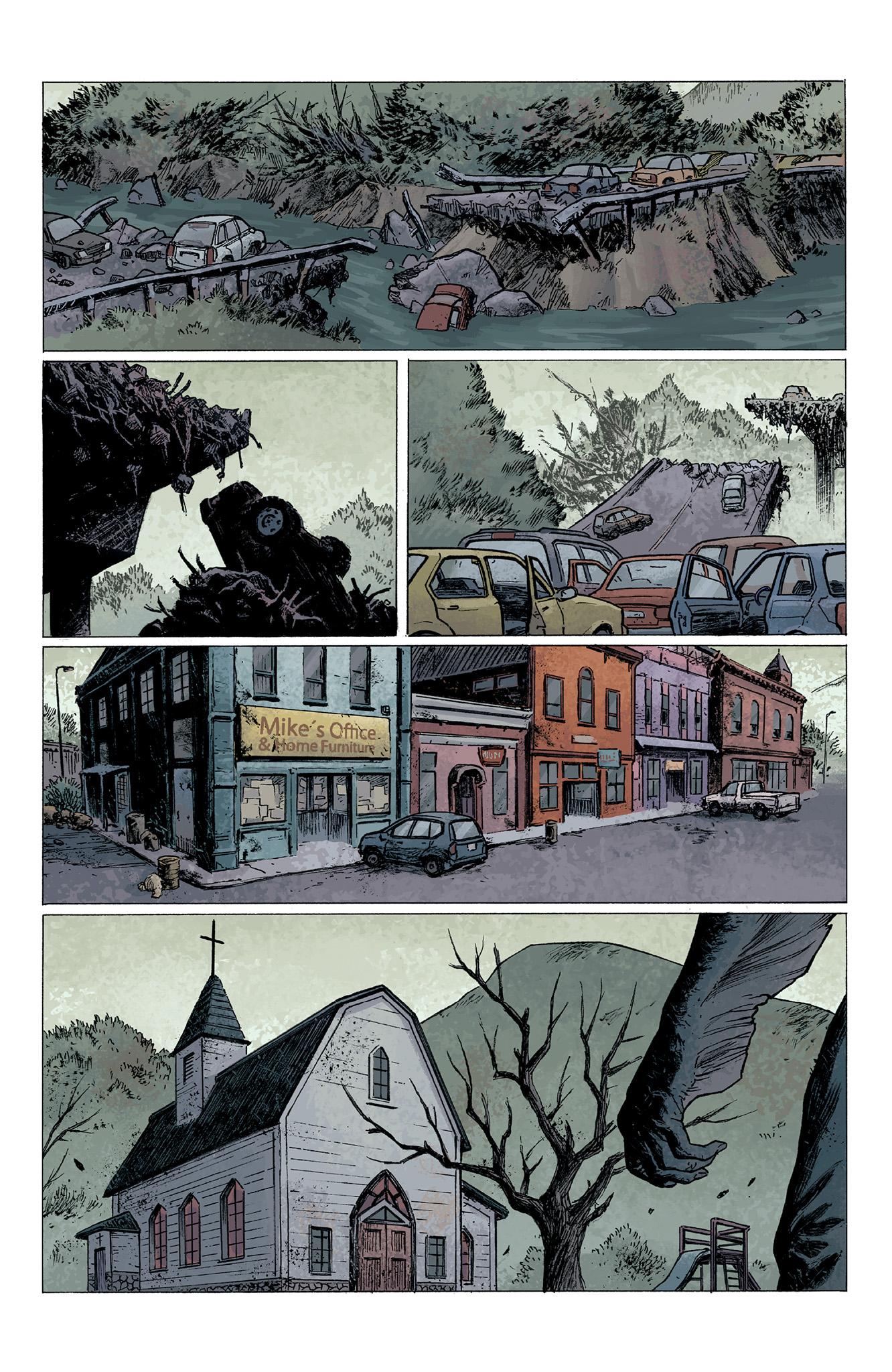 Read online Abe Sapien comic -  Issue #2 - 9