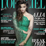 Alia Bhatt   Hot Photoshoot for L'OFFICIEL India Magazine May 2014