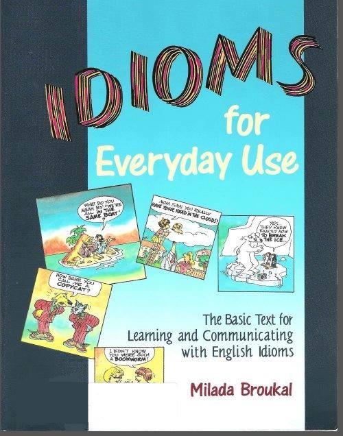 تحميل كتاب المصطلحات اليومية فى اللغة الانجليزية  Idioms for Everday Use