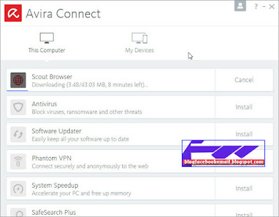 Download software  browser scout terbaru