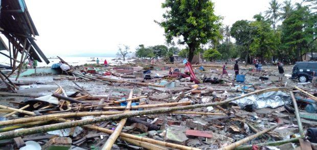 Pemerintah Tegaskan Tsunami Selat Sunda Bukan Bencana Nasional