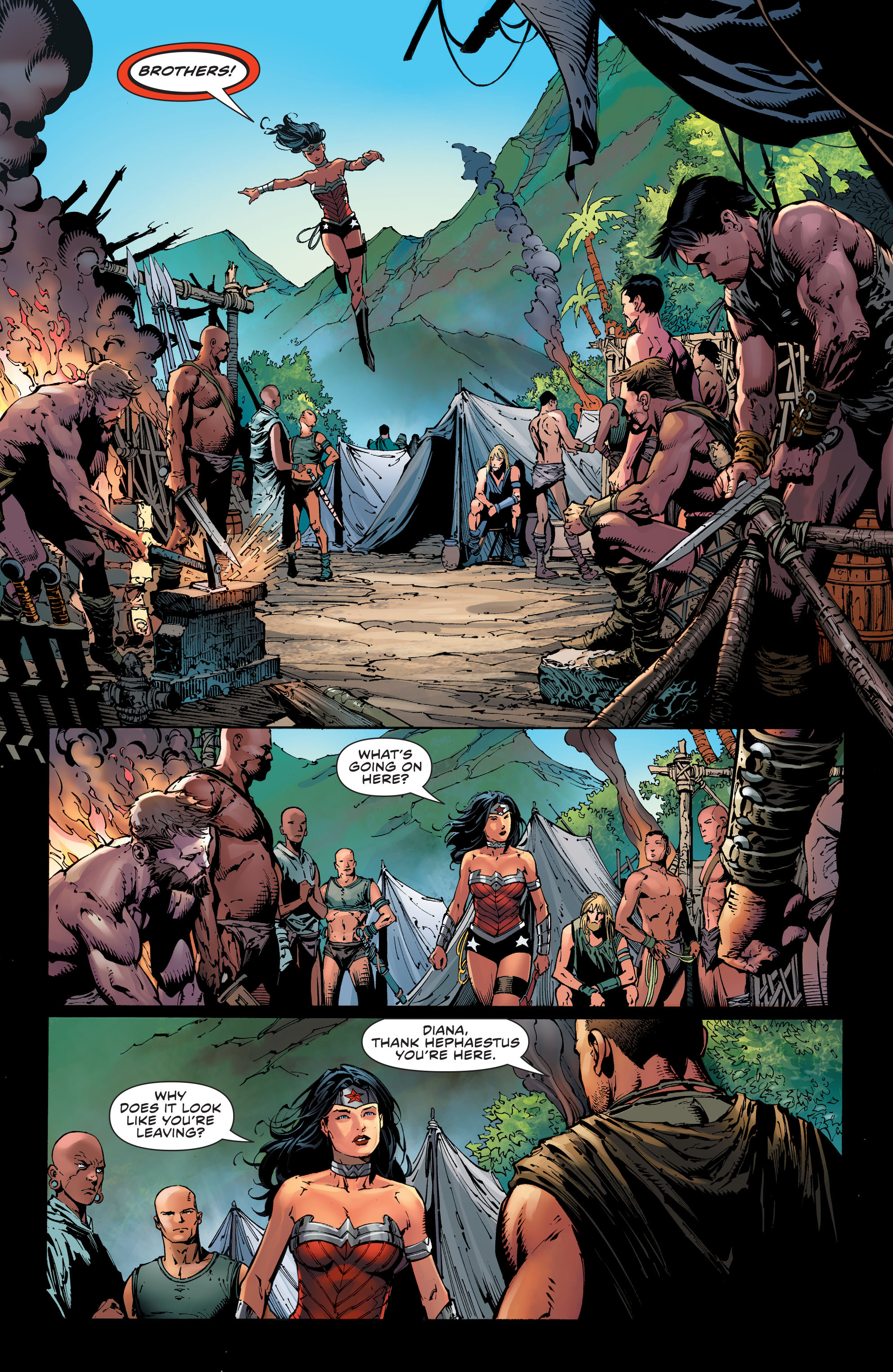 Read online Wonder Woman (2011) comic -  Issue #39 - 16