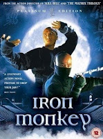 Iron Monkey movie review poster