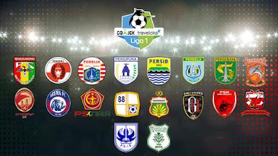 Rilis Jadwal Liga 1 2019 pada Bulan April 2019