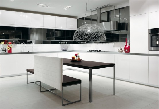 Contemporary Kitchen Design Mommy