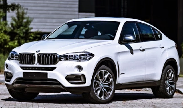 2019 BMW X6 Horsepower, Release Date, Price